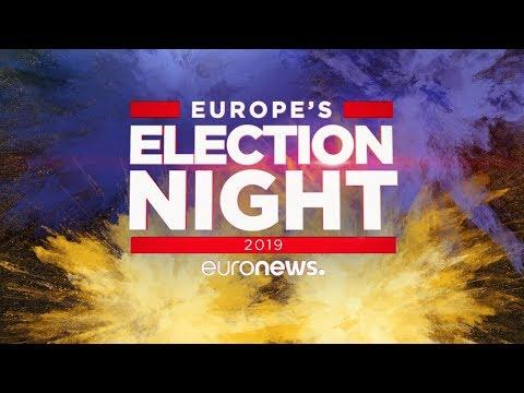 ПРЯМОЙ ЭФИР | Выборы в Европарламент 2019: специальный выпуск 26 мая
