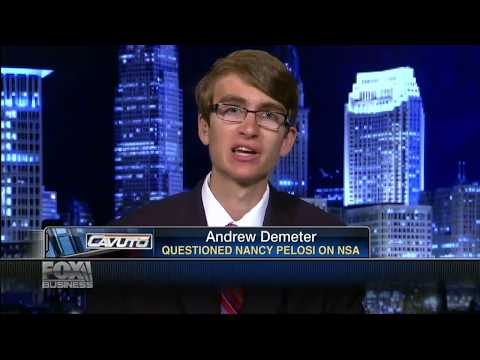 Andrew Demeter on FOX Business w/ Neil Cavuto