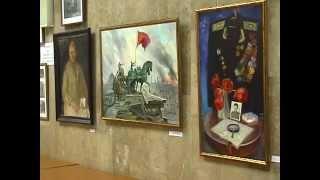 В Кузнецке открылась выставка «Время и память:70 лет без войны»(, 2015-05-08T09:21:30.000Z)