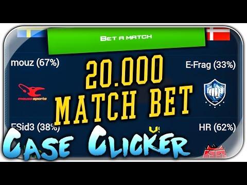 bet matchmaking