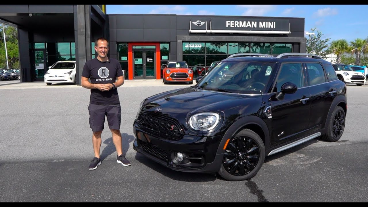 Mini Countryman Cooper S >> Does The 2019 Mini Countryman S All4 Prove You Shouldn T Buy An Suv
