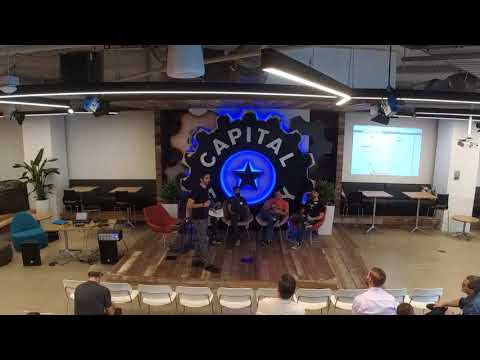 Austin Tech Live at Capital Factory