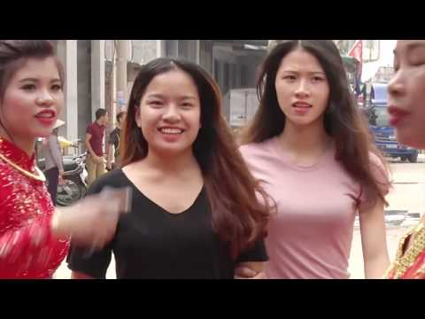 le vu quy  giang viet -  thi tran tho tang -  vinh phuc (nha gai) P1