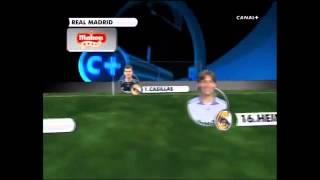 Real Madrid vs Athletic de Bilbao Liga 2007-2008 (3-0) ESP