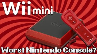 Is This the Worst Nintendo Console Ever? Wii Mini Review