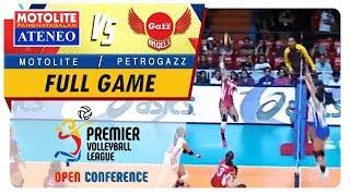 PVL OC 2018: Ateneo-Motolite vs. Petro Gazz   Full Game   4th Set   November 17, 2018