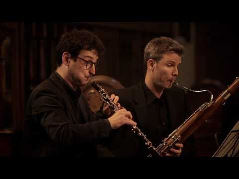 Mozart Quintet for Piano and Winds in E flat K452 - Whittington Festival