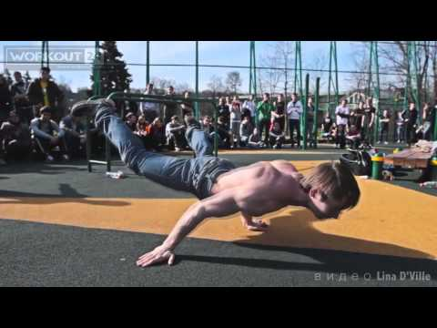 The best level of WORKOUT in Russia and Ukraine
