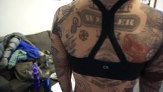 The Tattoo Suit on NBC's Blindspot