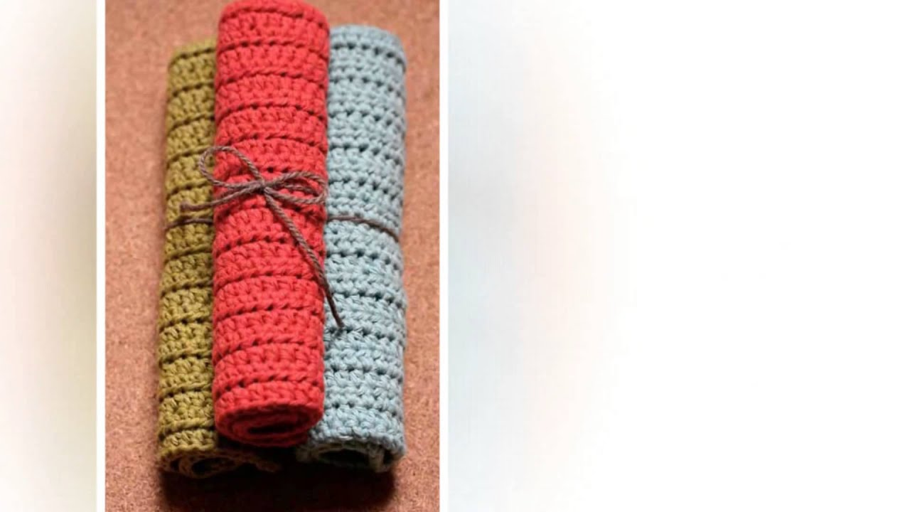how to crochet navajo afghan - YouTube
