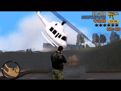 GTA 3 Hardest Missions