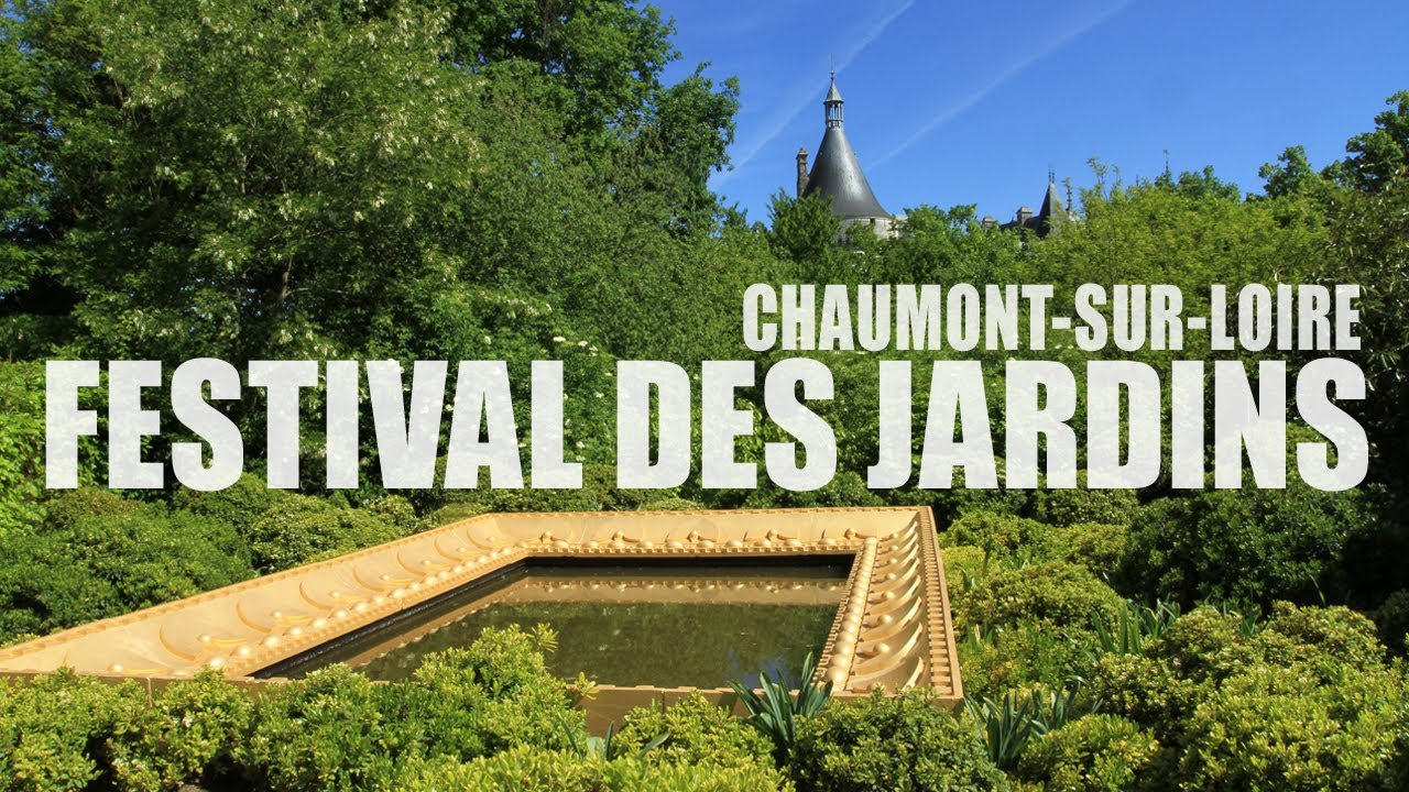 chaumont sur loire festival international des jardins youtube. Black Bedroom Furniture Sets. Home Design Ideas