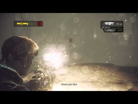 Gears of War Judgment - Act 1 - Section 8 - The Museum of Military Glory - Vaults