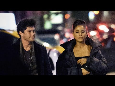 Ariana Grande Heads to Dinner With Ex-Boyfriend Graham Phillips Mp3