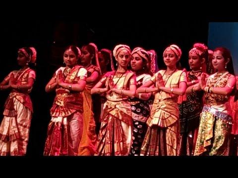 2016 May Annual Bharatnatyam Recital By Mudra-Hiloni And Group