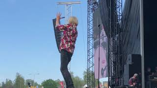 """Easy Action live at Sweden Rock Festival """"In The Middle Of Nowhere"""""""