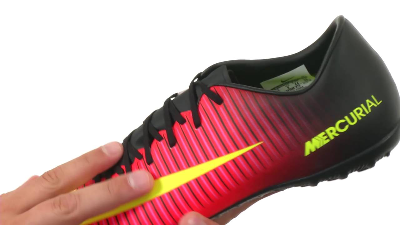 d5f8052bdd2e8 Nike Mercurial Victory VI TF SKU 8665646 - YouTube