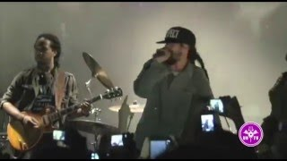 Undefinable Vision TV | Damian Marley (Part 2) Live @ SOBs Ghetto Youths International Showcase