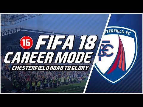 FIFA 18 Chesterfield Road To Glory: Area Semifinal Checkatrade Trophy Lawan Charlton Athletic #16