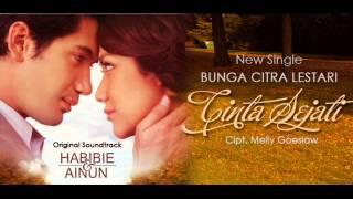 Gambar cover Bunga Citra Lestari - Cinta Sejati (lyrics)