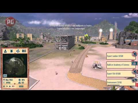 Tropico 4. Видеообзор