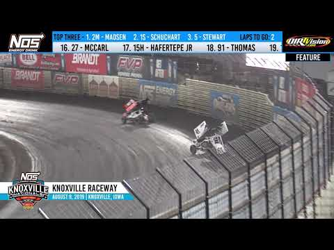 Knoxville Nationals Highlights Night #3 - August 9, 2019