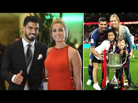 How Luis Suarez's love story simply saved his career - Oh My Goal