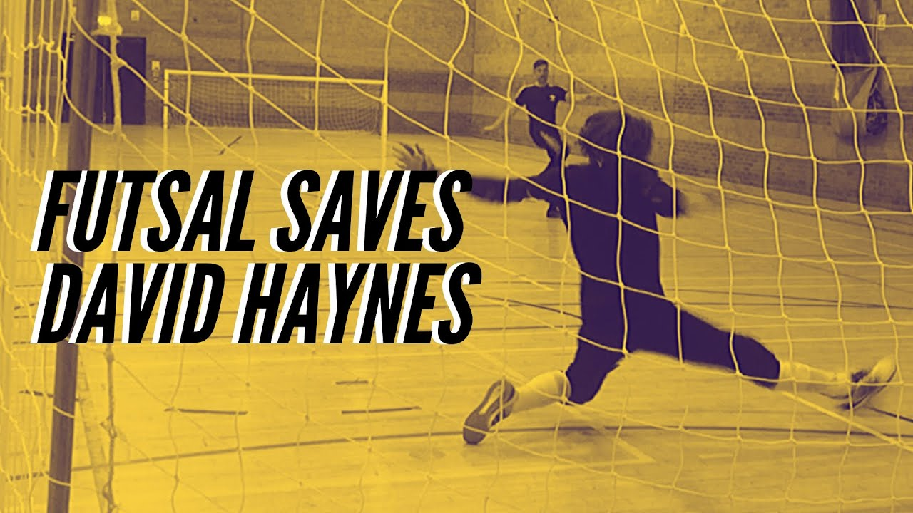 David Haynes - Futsal Goalkeeper - Best Saves - Apr 2020