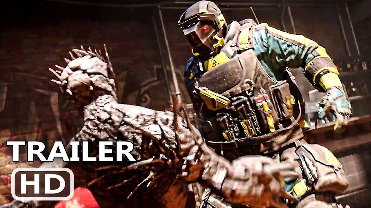 PS5 - Rainbow Six Extraction Trailer (2021)