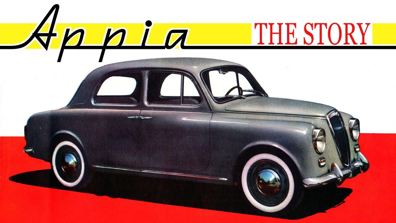 "Appia: Lancia's ""Little Jewel"""