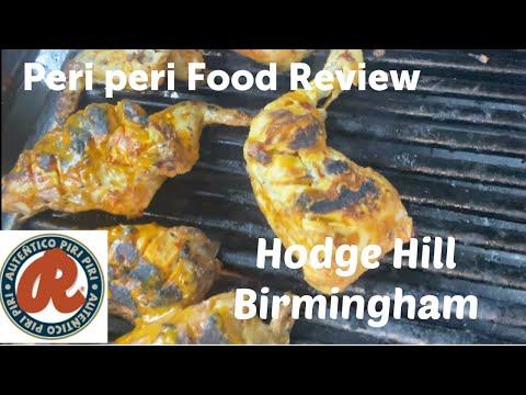 Rios Peri Peri Chicken | Hodge Hill | Birmingham | Halal Food Review | Bearded Broz | Fast Food