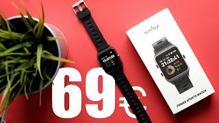 69€ Amazon Smartwatch в тесті, коштує? #Tech Trash Venix