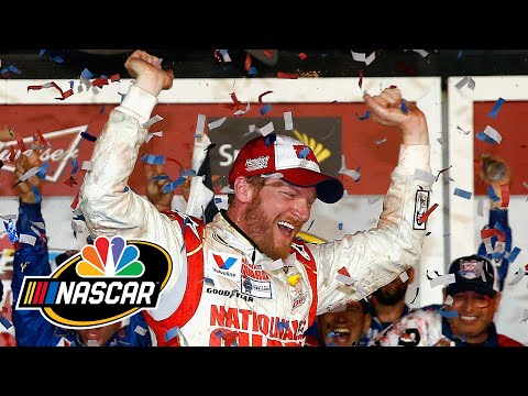 Dale Earnhardt Jr.'s Top 8 NASCAR Moments | Motorsports on NBC