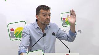 """Maíllo: Gobierno andaluz """"no representa al escrutinio del 28A"""""""