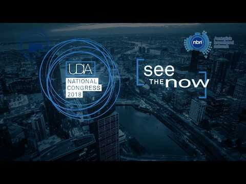 What are the biggest game changers for our industry? UDIA National Congress 2018