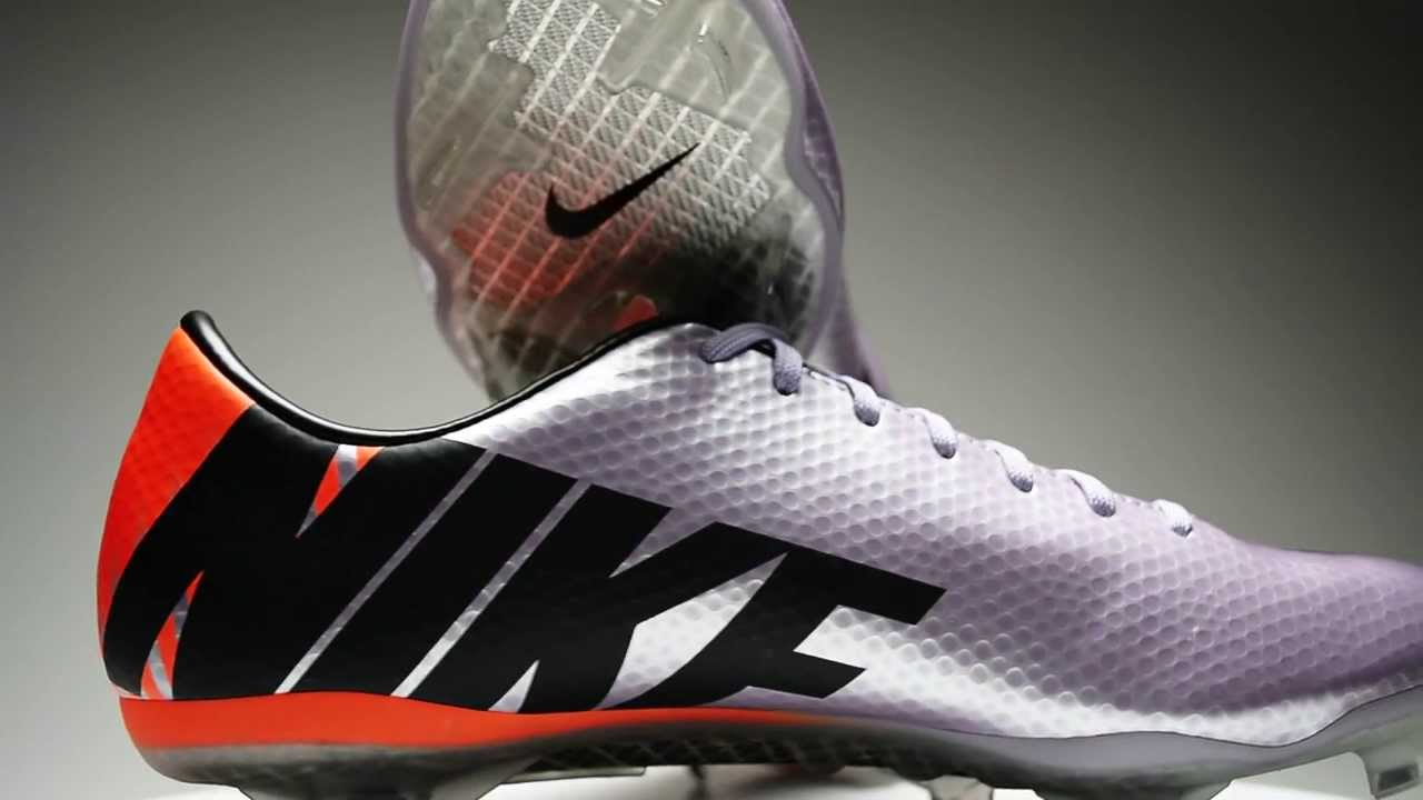 competitive price c8d0f e1e81 Nike Mercurial Vapor IX - Metallic Mach Purple and Total Orange - YouTube