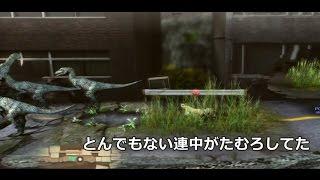 【TOKYO JUNGLE】チーターでどこまでいける!?恐竜との戦い! 大人の実況 #12