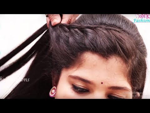 Occasion Hairstyle for Long Hair
