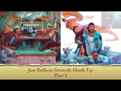 Jon Bellion Mashup (1000 subscriber special) Part I