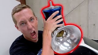 Download World's Biggest Blow Off Valve (It's HEAVY!) Mp3 and Videos