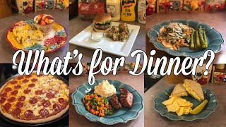 What's for Dinner?| Family Meal Ideas| January 21-27, 2019