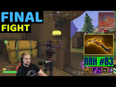 Final Zone 1v2 / Almost Clutch - Realm Royale Highlights #83 (Best Moments)