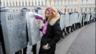 Протесты здесь тихие: общественные настроения в России и Крыму   Радио Крым.Реалии