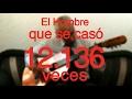 El hombre que se casó 12.136 veces I #HoyNosCasamosDeNuevo