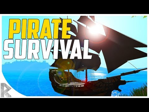 Pirate Survival Game! - Salt Gameplay #1