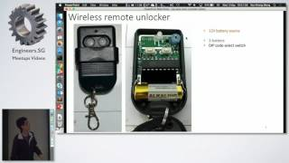 SP Office Gadgets: Door Unlocker - Hackware