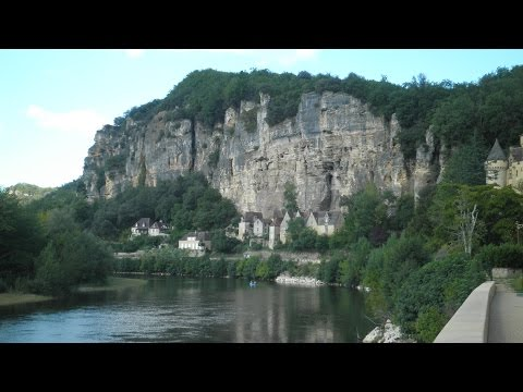 "Dordogne La Roque Gageac 2015,  one of ""the most beautiful villages of France""."