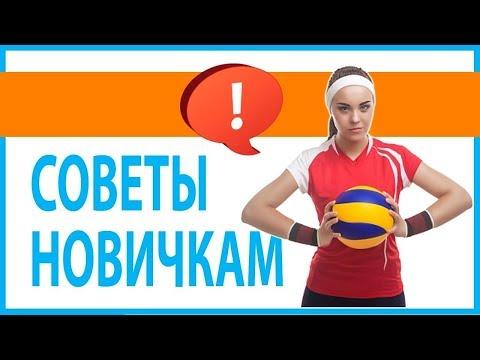 Как играть в волейбол для начинающих