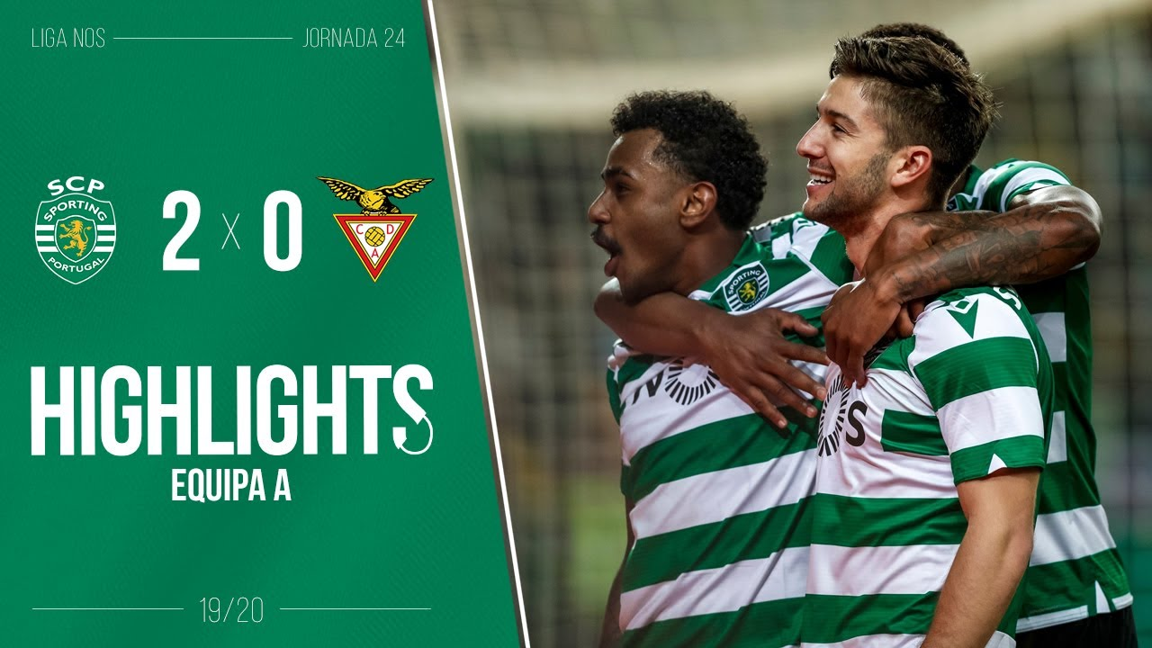 Liga NOS   Resumo: Sporting CP x CD Aves