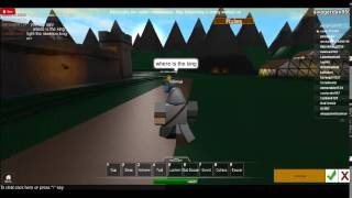swagerdan950's ROBLOX kingdom life part 1